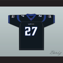 Michael 'Gladiator' Blair 27 New York-New Jersey Hitmen Home Football Jersey