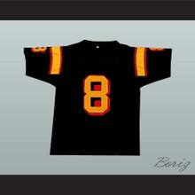 Clark Kent Smallville Football Jersey Any Player Black