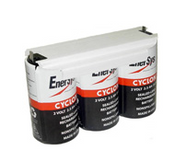 Enersys Cyclon 0860-0102  Assembly Battery 1x3 Shrink 6v 4.5Ah