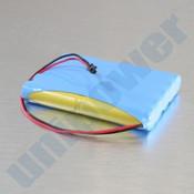 Manrex LTD Powdercrush Pill Crusher Battery XLK-48AA800 2/Unit Reqd
