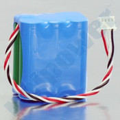Nonnin Medical Inc 7500 Pulse Oximeter Battery 4032-003