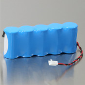 Nonnin Medical Inc Microspan 1040, 8700, 8800 Pulse Oximeter Battery