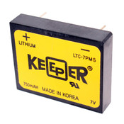 Eagle Picher LTC-7PMS Battery Keeper ll Lithium Thionyl Chloride