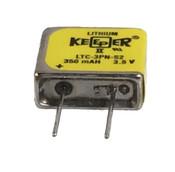 Eagle Picher LTC-3PN-S2 3.5V 350mah Keeper Battery