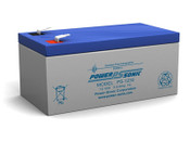 PS-1230 Powersonic  Battery 12V 3.4Ah