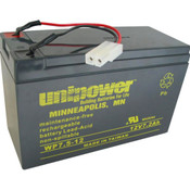 SSCOR S-Scort 4, 40014, 45000, (80033-10) Battery