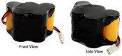 Powersonic A19390-2 Battery Replacement 6v 5.0Ah Nicad