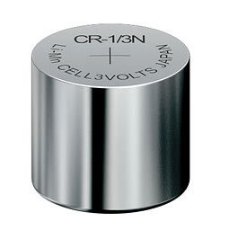 FDK CR-1/3N Battery - 3 Volt 160mAh Lithium