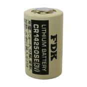 FDK CR14250SE Battery - 3 Volt 850mAh Lithium