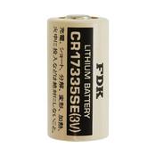 FDK CR17335SE Battery - 3 Volt 1800mAh 2/3A Lithium