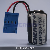 Schneider Electric TSX17. TSX17-10, TSX17-20  Battery LS14250-TSX