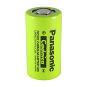 Panasonic N-3000CR Battery - 1.2 Volt 3000mAh C Cell Ni-Cd (Rapid Charge)