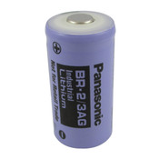 Panasonic BR-2/3AG Battery - 3 Volt 1450mAh 2/3 A Lithium