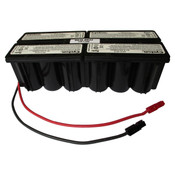 Cooper Power Systems 4X0819-0012W Battery Line Recloser 24V 2.5Ah