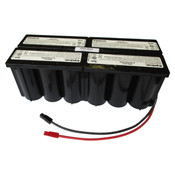 Cooper Power Systems 4X0859-0012W Battery Line Recloser 24V 8ah
