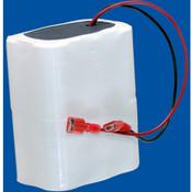 Rauland-Borg Corp NCBBK Battery Back-up Module Battery