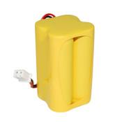 Ni-CD AA700MAH 4.8V battery pack for UtiliTech LED Exit Light Battery (CUSTOM-43,OSA126, NIC0186)