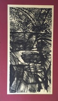 "Choco (Eduardo Roca Salazar)  #13. ""La Habana,"" 1975. Print. 24 x 12 inches."