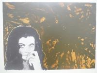 Contino (José Manuel Contino Pérez) #134. Untitled, 1975. Lithograph print. 18 x 21.5 inches.