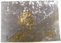 Contino (José Manuel Contino Pérez) #136. Untitled, 1975. Lithograph print.  18 x 21.5 inches.