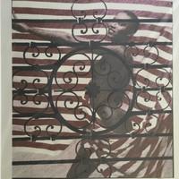 Frémez (José Gómez Fresquet)  #2386. Untitled, 1998. heliograph  artist proof. 20.5 x 16.5 inches.