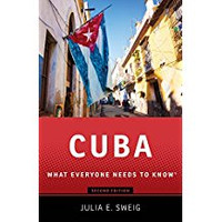 Julia E. Sweig, Cuba: What Everyone Needs to Know (Paperback)