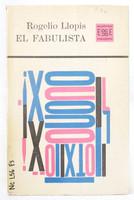 "Raúl Martínez (Cover) ""El fabulista,""  1973."