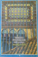 "Raúl Martínez, Joaquin Weiss (Instituto Cubano de Libro)  ""Techos colonials Cubans,"" ND. Offset, 30"" x 20"""
