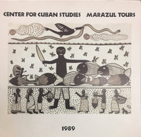 1989 Center For Cuban Studies/ Marazul Tours Calendar