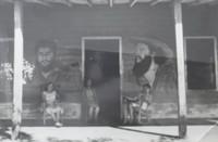Mayito (Mario García Joya) #150. NFS> Untitled, Near Cienfuegos, on the road to Sancti Spiritus 1971.  9.25 x 13 inches