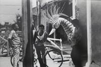 """Mayito (Mario García Joya) #167. NFS> """"From the photo essay Caibarien,"""" 1986.  12 x 16 inches"""