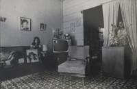 """Mayito (Mario García Joya) #169. NFS> """"From the photo essay Caibarien,"""" 1983.  15.5 x 19.5 inches."""