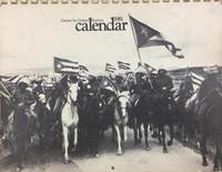 1981 Center For Cuban Studies Calendar. SOLD OUT!
