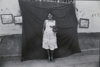 """Mayito (Mario García Joya) #173. NFS> From the photo essay""""Hermanos,"""" 1981. 11.75 x 15.75 inches. Signed and dated 1981"""