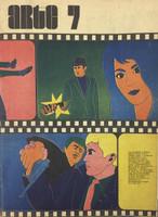 Luis G. Fresquet (Art director) ARTE 7. June 1971