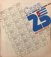 Umberto Peña (Design & Cover) Casa De Las Americas, 1983.