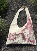 Canvas shoulder bag by JotaF #425F