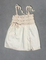 Crochet dress #052A
