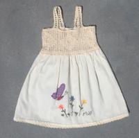 Crochet dress #052B