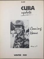 Cuba Update 1989.