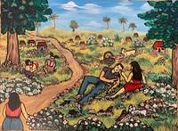 "140 Tahimy Damás Monzón (1969-2020), Untitled, ND. 14.25"" x 19.5""  #5377"