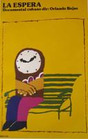 Bachs (Eduardo Munoz Bachs) La espera, v