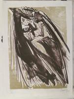 "Lescay (Alberto Lescay Merencio) #8016. Untitled, 2008. Print edition 5 of 12.  12"" x 9."""