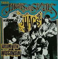HIGHS IN THE MID 60's - Vol 10  WISCONSIN  (PEBBLES related series w. 60 garage rarities)Comp LP
