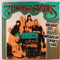 HIGHS IN THE MID 60's - Vol 06  LAST COPIES  MICHIGAN 2 - Comp LP
