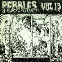 PEBBLES - Vol 13 - Comp LP
