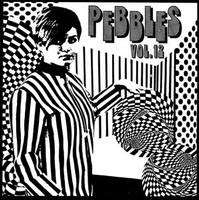 PEBBLES - Vol 12 - LAST FEW COPIES of legendary 60s garage comp LP