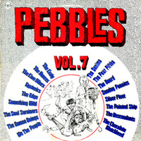 PEBBLES - Vol 07 (ORIGINAL 60s PUNK ROCK CLASSICS)Comp LP