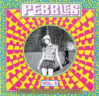 PEBBLES - Vol 05 -17 ORIGINAL 60s PUNK ROCK CLASSICS- Comp CD