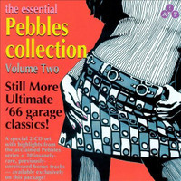 ESSENTIAL PEBBLES Vol. 2 (bonus disc crammed with 29 ultra rare 60s treasures )DBL Comp CD